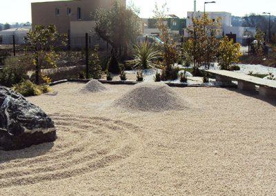 NB Jardins - Jardin Sec Minéral
