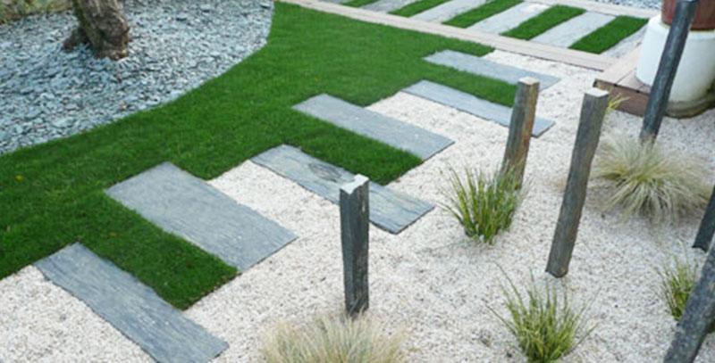Jardin Contemporain - NB Jardins - Créateur Paysagiste Jacou